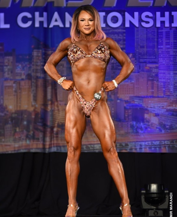 Michelle Lynn McLeod at Masters Nationals 2019