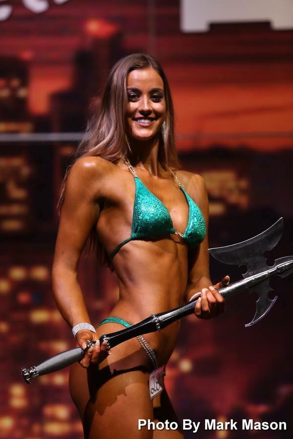 Competition Suits Haley Rogers Bikini Washington State Bodybuilding