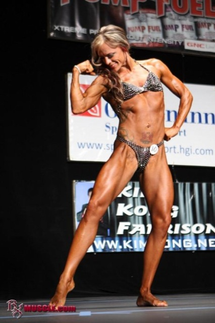 Women's Bodybuilding Suit Photos